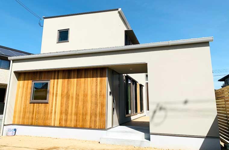 【9月まで開催】アール・ホームが「深化する見学会」を開催!5か月間の建設過程を家づくりの参考に