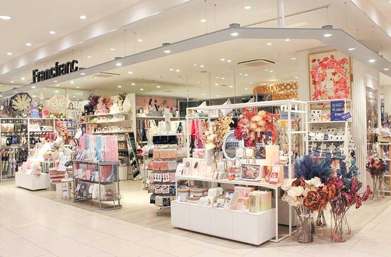 【姫路】オトナ女子に人気の「フランフラン」クッションやウォールアートアイテムでイメチェン