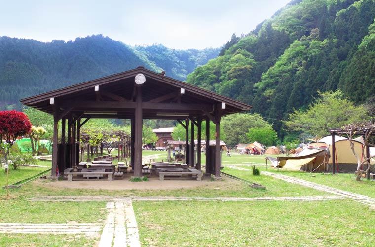 【佐用町】大自然に囲まれてわくわく!南光自然観察村で大人も子供もキャンプを楽しもう!