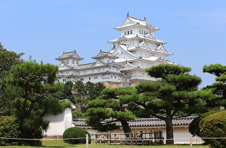 【姫路】世界遺産 姫路城 年中楽しめる!四季折々の景観をご紹介!