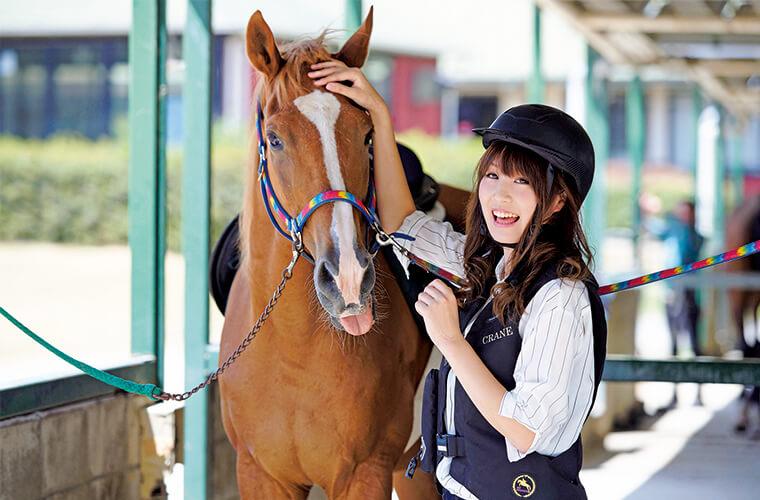 【先着30人】タノス読者限定の乗馬試乗会開催!クレイン加古川でマンツーマンレッスンを体験しよう♪