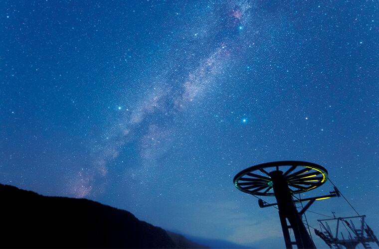 【養父】『星空ハイキング』が人気の「若杉高原おおやキャンプ場」天然のプラネタリウムは絶景!