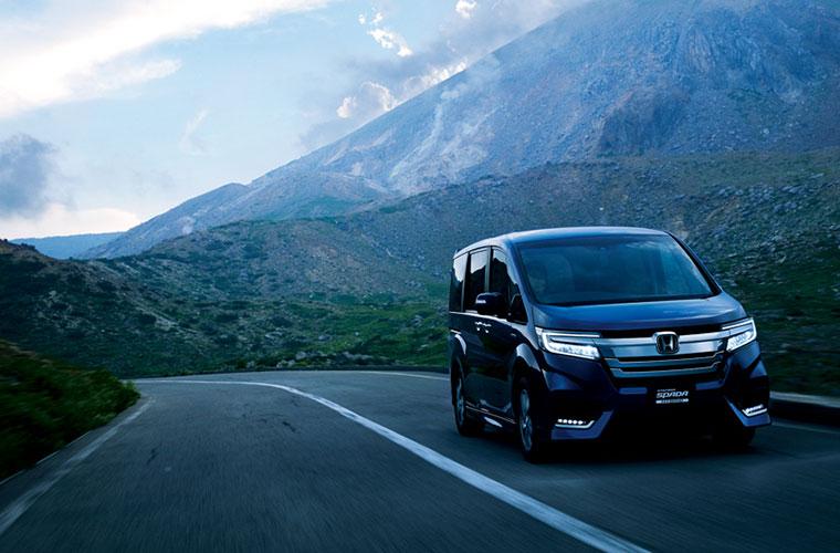 今話題の新型「ステップワゴン」も試乗可!Honda Cars 山陽ショールームへGO!
