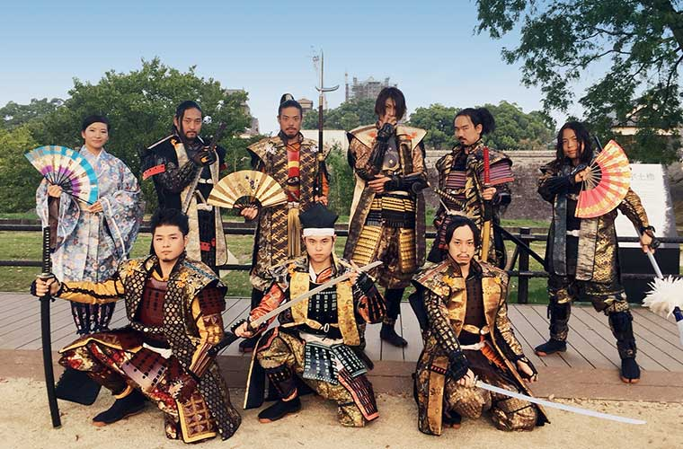 熊本城を応援するモン!ウィーク