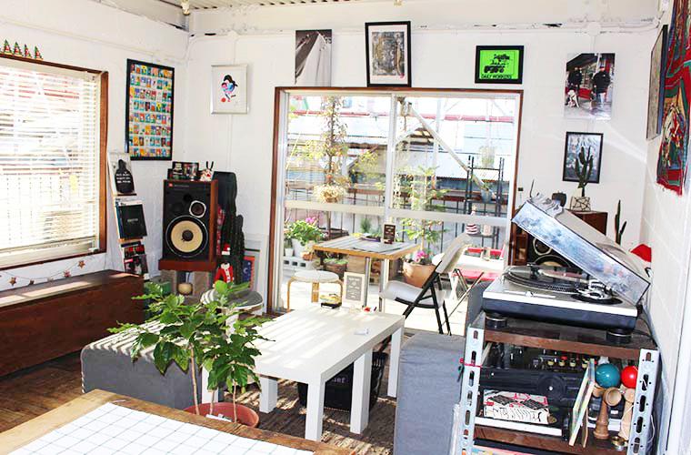 【加古川】自家焙煎と挽きたて豆にこだわるカフェ「マイルームコーヒー」隠れ家のような焙煎場