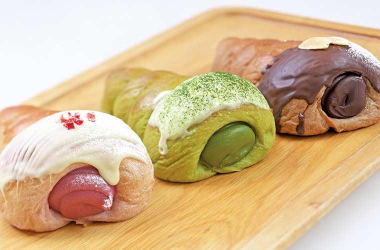 【姫路】人気のパン屋さんからバレンタイン限定商品が登場!今しか味わえないパンに注目!