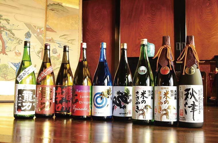 【先着40名】日本酒女子会