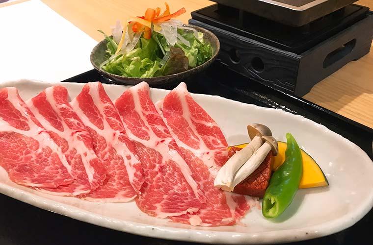 【姫路】沖縄育ちの希少豚専門店!幻のあぐー豚のしゃぶしゃぶは「Agu本店」で