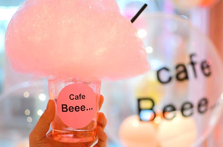 【閉店】インスタ映えするドリンク&スイーツの店「cafe Beee. . .(カフェ ビー)」