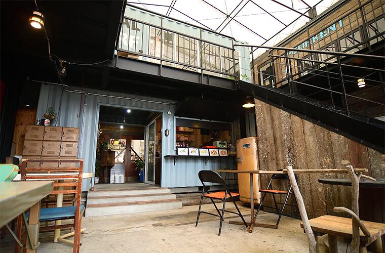 【姫路】窯焼きピザ&スープの店「E.A.T STORE cafe」キッズスペース併設で子連れにも優しい♪