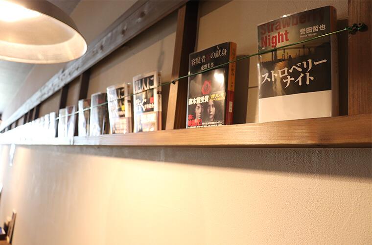 【姫路】姫路駅近にもあった!隠れ家的ブックカフェ「fourth wall(フォースウォール)」