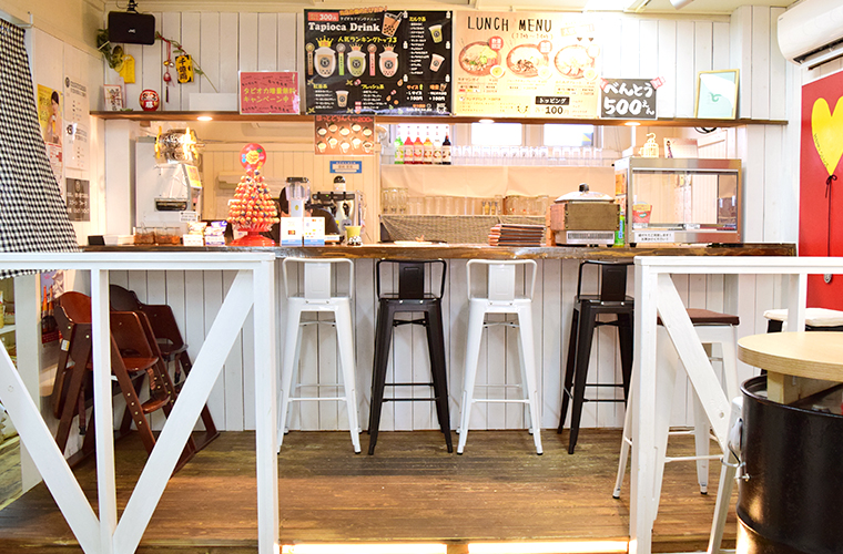 【閉店】おしゃれなカフェ「ハッピースペース」のワンコインランチと居酒屋メニューがおすすめ!