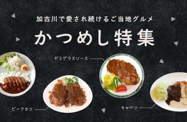 加古川のご当地グルメ「かつめし」が食べられる おすすめ有名店8選