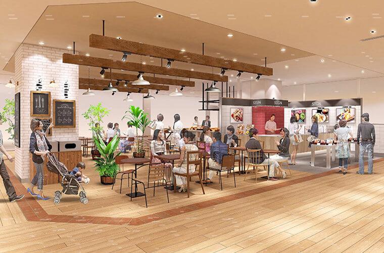 3月23日ピオレ姫路がリニューアル!地下1階「食のフロア」に4店舗の新店が登場!