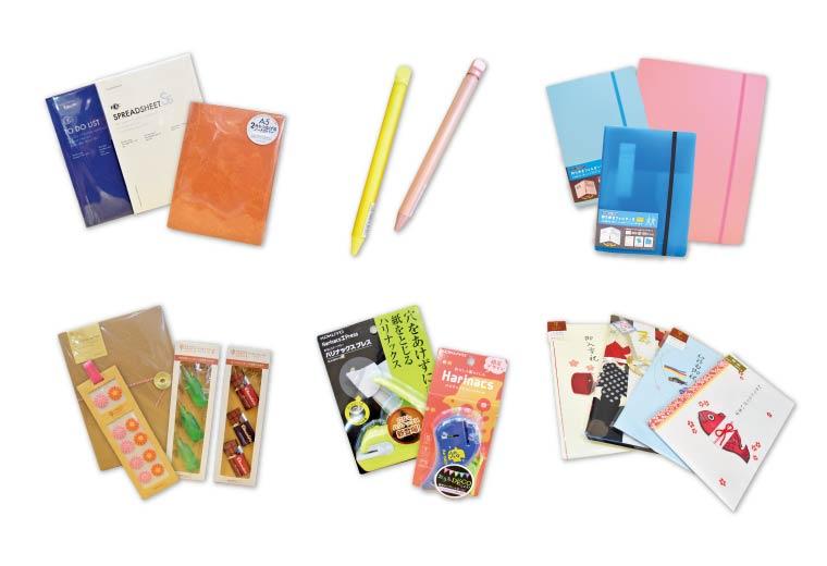 加古川で人気の文房具店「ステフォレ」に2018年春におすすめの商品を聞きました!