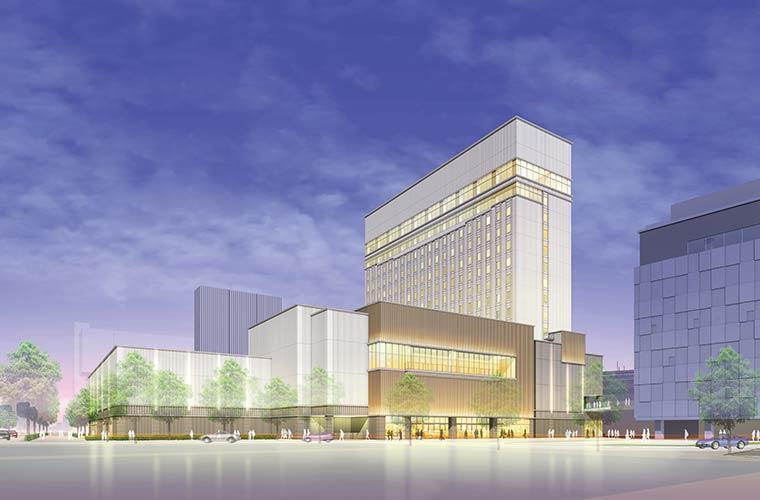 待ちに待った「ホテルモントレ姫路」が姫路駅前に3月23日グランドオープン!