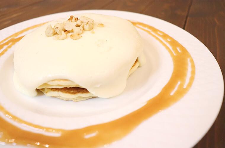 【閉店】米粉パンケーキが人気のカフェ「ジャムカルム」茶葉を食べるハーブティーもオススメ!【姫路】