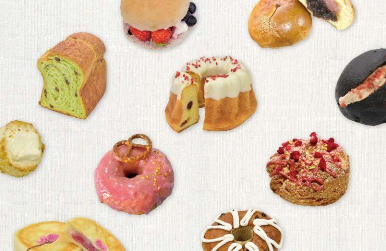 大人気イベント「ピオレパンまつり」に春のかわいい限定パン『リビパン』が登場!【姫路周辺】