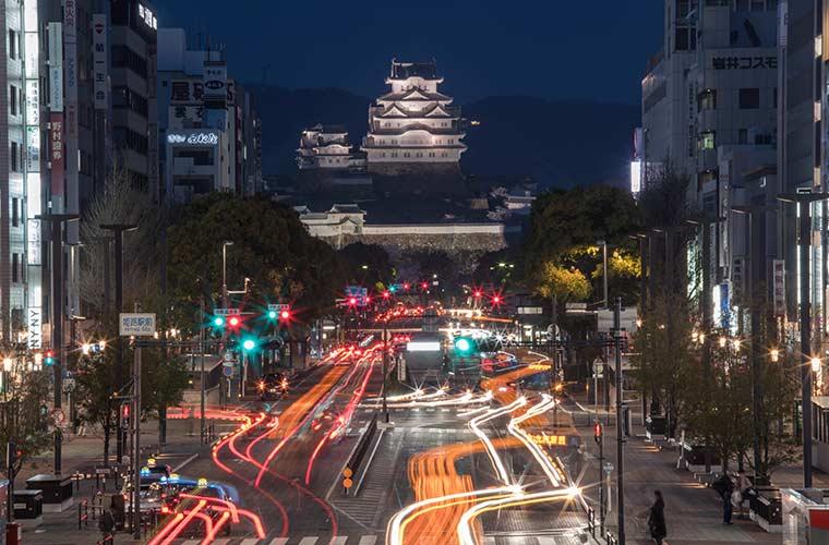 【姫路】世界遺産 姫路城を眺める&撮影するならココ!おすすめのビュースポット10選