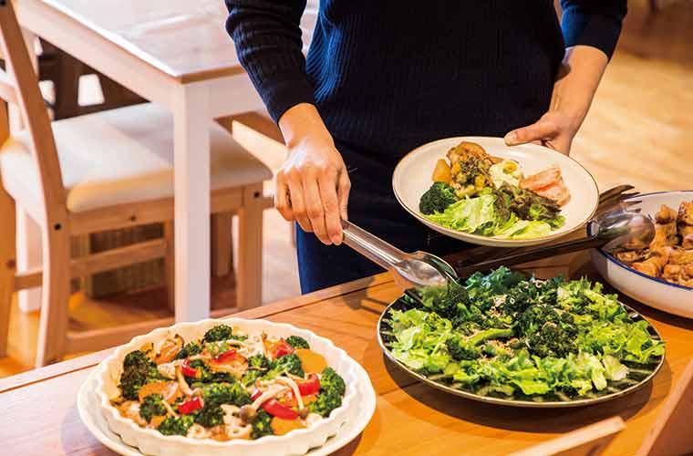 【姫路】新鮮野菜のビュッフェ「農家レストラン且緩々(しゃかんかん)」の料理をテイクアウト