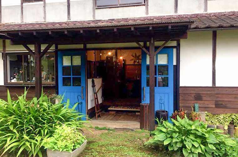 【閉店】営業日は週2日だけ!地元客を中心ににぎわうオシャレなカフェ「CAFEバビソア」
