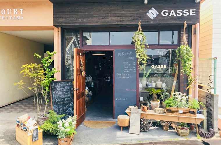 【明石】自家焙煎コーヒー専門店「GASSE(ガッセ)」自家製スイーツもおすすめ