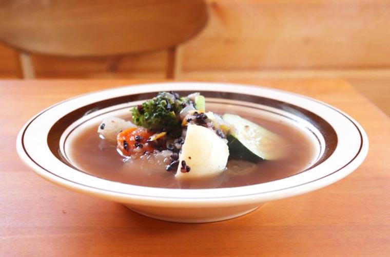 【稲美】ログハウスのスープ専門店「エルリストン」スープとポタージュはテイクアウトOK♪