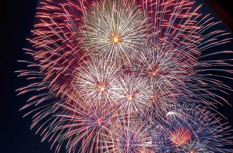 【受付終了】船上から約6000発の花火を満喫!姫路みなと祭日帰りツアー初開催!