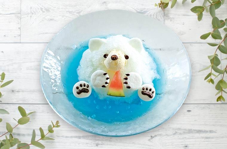 夏に食べたい!見た目がかわいい、ひんやりスイーツレシピ5選!インスタ映えするかき氷も