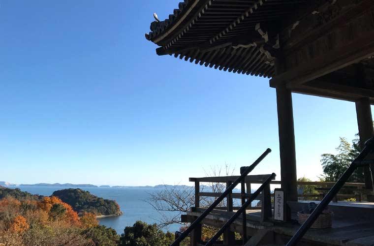 【お寺巡りの楽しみ方~絶景編~】ドライブがてら訪れたい兵庫県の隠れた絶景スポットはお寺にあり!?