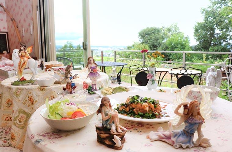 【小野】妖精が住むレストラン「ニングルの丘」完全予約制のランチに驚き!