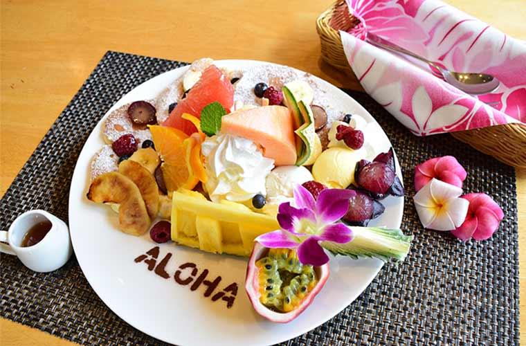 【多可】ハワイアン気分が味わえるカフェ「リリハ」手作りランチやスイーツが人気!