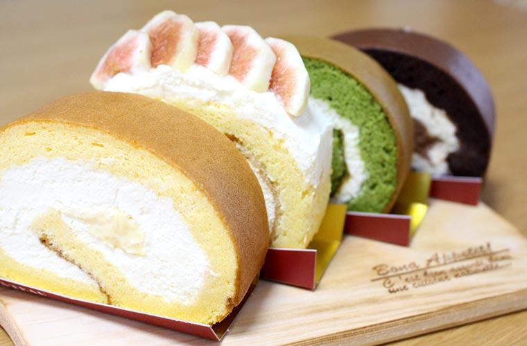 【姫路】ロールケーキ専門店「偃路(えんじ)」ふわふわ&しっとり生地が人気の秘密♪