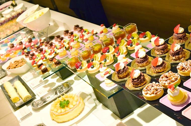ホテル日航姫路「セリーナ」に月1回の特別な「スイーツ&ランチブッフェ」が登場!