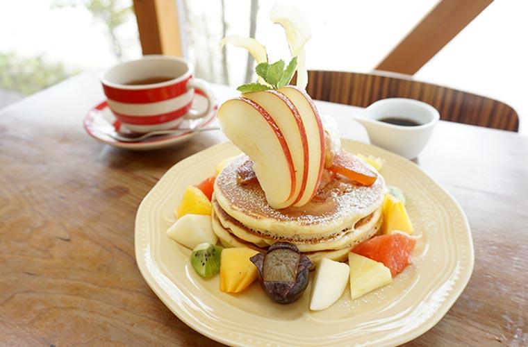 【多可】緑に囲まれたカフェ「ボリジ」地元食材の良さをいかしたランチやスイーツが人気!