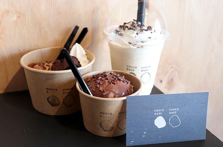 【姫路】チョコレート専門店「チョコダケ」の人気スイーツを紹介!平日限定のカフェメニューも