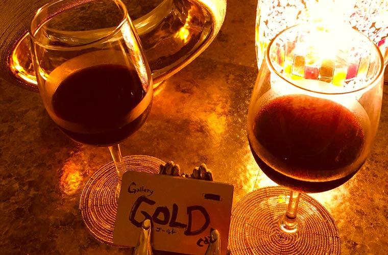 【姫路】夜カフェにおすすめ!アートな隠れ家カフェ「ギャラリーゴールドカフェ」有名画家の作品も