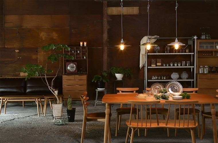 【宍粟】1年に1回だけ!家具メーカー3社のおしゃれな家具がずらりと並ぶフェアが開催!