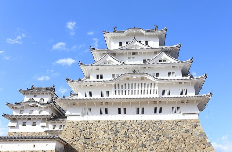 姫路城と周辺の4施設が入場無料に!12月11日は姫路城の世界遺産登録記念日!