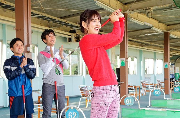 初心者でも安心♪手ぶらで気軽に通える「ワンストップゴルフ稲美」のゴルフレッスンがおすすめ!