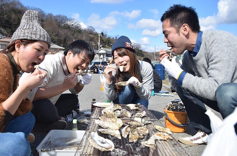 赤穂 牡蠣 祭り 2020