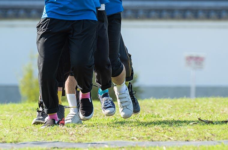 【5/5締切】大人のムカデ競走 「KAKOGAWA SoCKS 5」初開催!くつしたくんを履いて参加しよう!