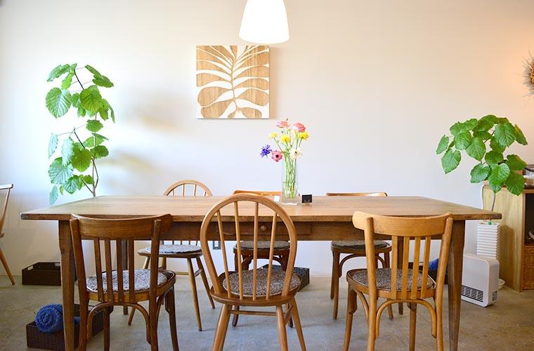 【小野】「なずな食堂」の季節感あふれるランチが魅力。お弁当や手作りケーキも持ち帰りOK
