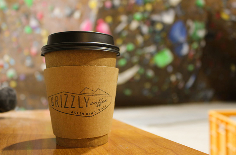 【小野】スペシャルティコーヒーを飲みながらボルダリングができる「GRIZZLY coffee」に注目!