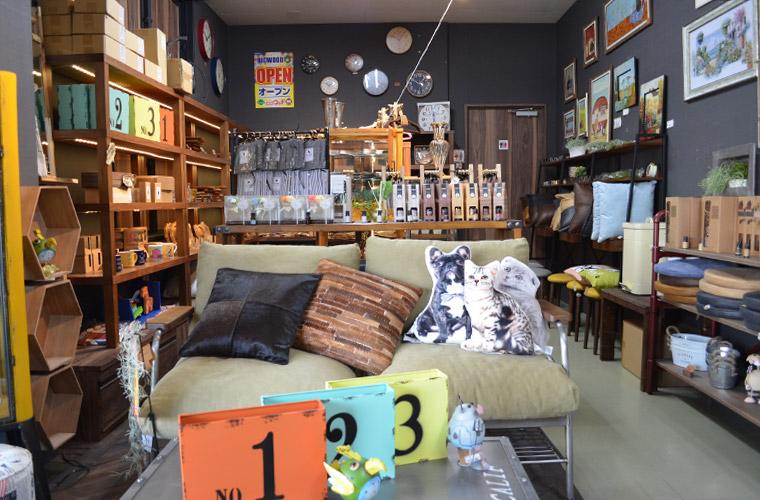【姫路】アウトレット家具の「ビッグウッド」で絨毯の即売会開催!おしゃれなインテリア雑貨も