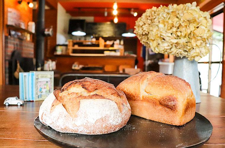 【姫路】週に1日だけ営業するパン屋さん「キリク」石窯で焼く薪窯パンを味わって