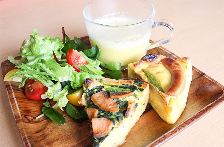 【姫路】トマト&いちご農園が営む「リバースヴィレッジ」無添加食材のランチとスイーツが自慢♪