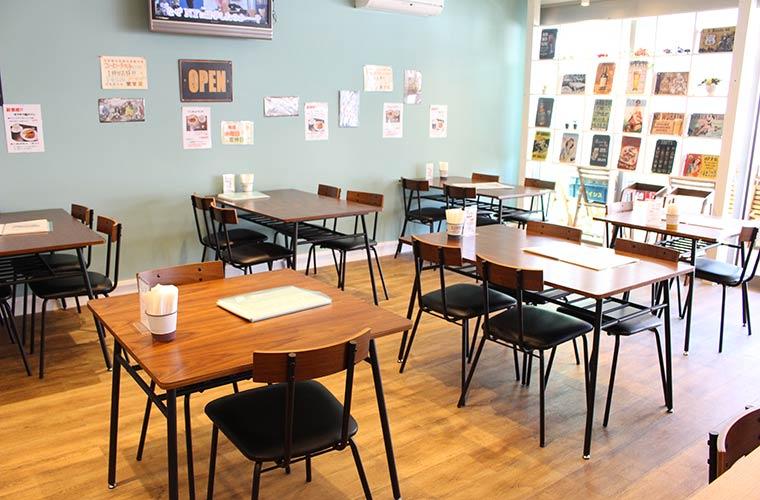 【閉店】Newオープンの喫茶店&雑貨屋さん「Sana」ここでしか食べられない釜飯は限定5食!