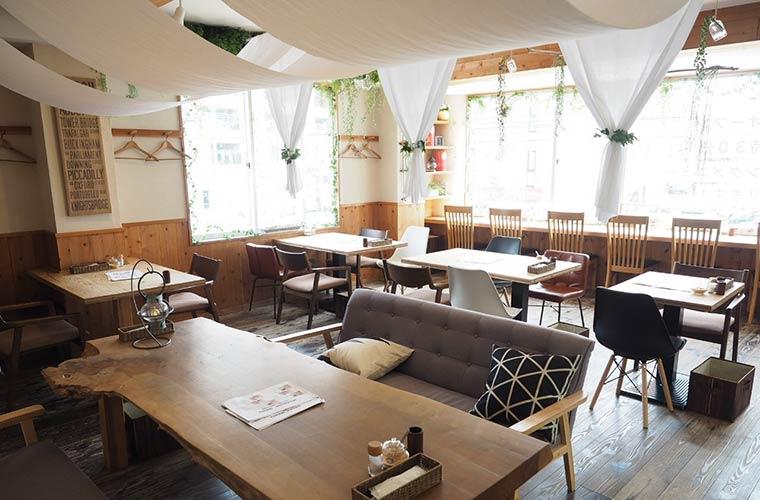 【明石】パティスリーアモの姉妹店「forêt cafe (フォレカフェ) 」が4月1日オープン!