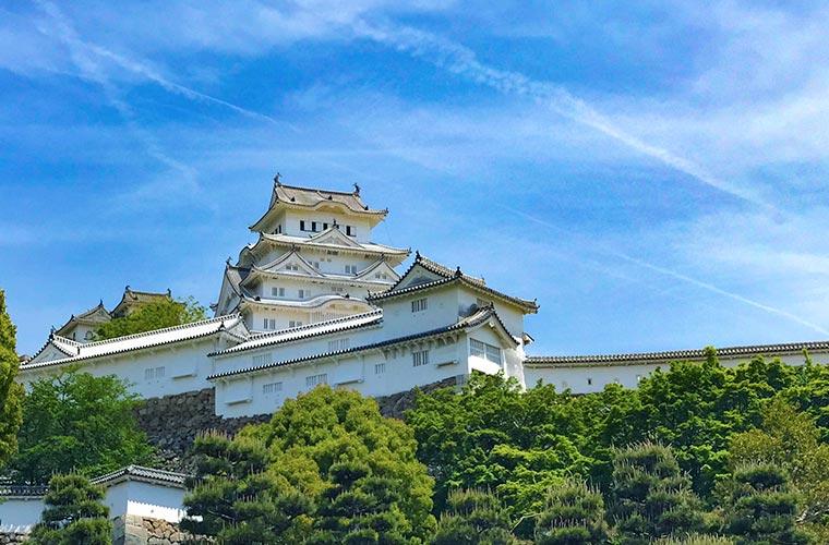 姫路城の歴史・城主を分かりやすく解説!【5分で読める】